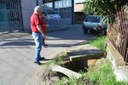 21/05/2019 - Vereador Nor Boeno caminha pelo bairro Santo Afonso e protocola pedidos junto à Prefeitura