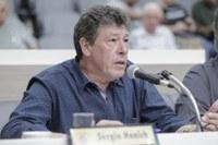 22/01/2019 - Serjão é autor principal de projeto de emenda à Lei Orgânica que diminui recesso no primeiro ano da legislatura