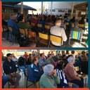 22/07/2019 - Nor Boeno participa de reunião da Associação de Moradores do Bairro São Jorge