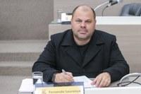 22/07/2020 - Fernando Lourenço requisita patrolamento e britagem na rua Quatorze Bis