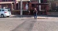 22/07/2020 - Nor requer recomposição asfáltica na rua Madre Regina no bairro São Jorge