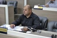 23/05/2019 - Fernando Lourenço encaminha pedido de recolhimento de lixo no bairro Canudos