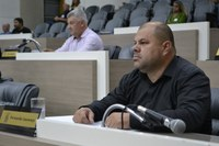 23/05/2019 - Fernando Lourenço requisita conserto de infiltração no bairro Canudos
