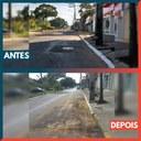 23/06/2020 - Vereador Nor Boeno tem pedido atendido na avenida Octávio Oscar Bender em Canudos