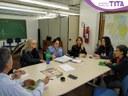23/07/2019 - Tita se reúne com a Seduh para discutir a regularização do loteamento Coopserv