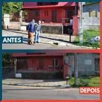 23/07/2020 - Vereador Nor Boeno tem demanda atendida no bairro São Jorge