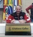 24/07/2019 - Cristiano Coller solicita revitalização do pórtico do Parque do Trabalhador