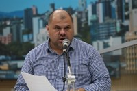 24/07/2020 - Colocação de brita na rua San Martin é pedido pelo vereador Fernando Lourenço
