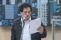 24/10/2019 - Vereador Inspetor Luz solicita remoção de galhos depositados na rua Mem de Sá no bairro Operário