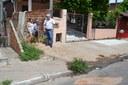 25/01/2018 - Vereador Nor Boeno solicita solução para vazamento de esgoto na Vila Marisol