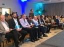 25/04/2018 - Vereador Issur Koch participa de evento sobre biomecânica do Calçado
