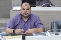 25/05/2020 - Vereador Fernando Lourenço solicita conserto de infiltração na rua Jamaica