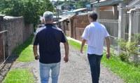 26/03/2019 - Vereador Nor Boeno encaminha demandas do bairro Petrópolis ao subsecretário responsável pela região