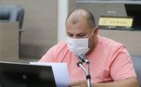 26/05/2020 - Fernando Lourenço requisita troca de lâmpada na rua Marcírio José Pereira