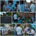 26/11/2018 - Vereador Nor Boeno se reúne com moradores do bairro São José para a realização do Mandato Comunitário
