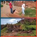 27/02/2020 - Nor Boeno encaminha demandas relacionadas a saneamento básico na Vila das Flores