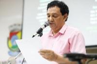 27/02/2020 - Vereador Inspetor Luz solicita remoção de galhos depositados na rua Mem de Sá