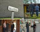 27/06/2018 - Nor Boeno visita entidade de reabilitação de dependentes químicos em Lomba Grande