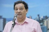28/02/2020 - Vereador Inspetor Luz solicita substituição de lâmpada queimada na avenida Victor Hugo Kunz