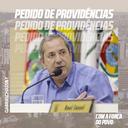 28/03/2019 - Vereador Gabriel Chassot encaminha pedidos de providências