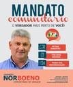 28/09/2017 - Gabinete: Mandato Comunitário do vereador Nor Boeno estará em Lomba Grande