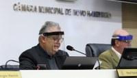 29/05/2020 - Raul Cassel pede por limpeza de terrenos no bairro Liberdade