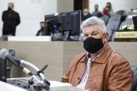 29/07/2020 - Vereador Nor Boeno encaminha cinco pedidos à Prefeitura na segunda sessão virtual