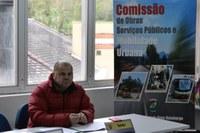 29/10/2019 - Fernando Lourenço demanda recolhimento de resíduos na rua Ferrabraz