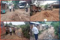 29/11/2019 - Vereador Nor Boeno coloca-se à disposição de moradores em ocupação no bairro São José