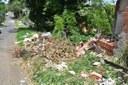 30/01/2020 - Gabinete do vereador Nor Boeno solicita limpeza de terreno baldio na rua Arthur Momberger