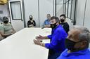 30/04/2021 - Reivindicações dos moradores do Loteamento Santa Catarina, do bairro Lomba Grande, foi pauta de reunião de Serjão Hanich no Executivo