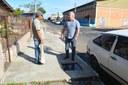 30/05/2018 - Nor Boeno solicita hidrojateamento de esgoto na rua Bruno Werner Storck