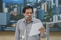 30/10/2019 - Inspetor Luz solicita intimação de proprietário para limpeza de terreno na rua Irmã Amália