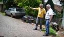 31/01/2018 - Vereador Nor Boeno solicita colocação de asfalto em rua do bairro São Jorge