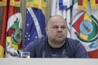31/05/2019 - Fernando Lourenço demanda troca de lâmpada no bairro Canudos