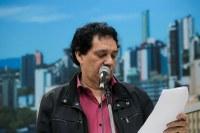 31/10/2019 - Vereador Inspetor Luz solicita conserto de buraco na rua Vitória do Palmar