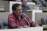 07/11/2019 - Vereador Inspetor Luz solicita remoção de galhos depositados na rua Belo Horizonte
