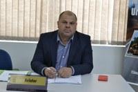 08/11/2019 - Vereador Fernando Lourenço requisita conserto de infiltração na avenida Victor Hugo Kunz