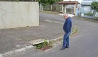 22/05/2018 - Vereador Nor Boeno encaminha demandas do bairro São Jorge