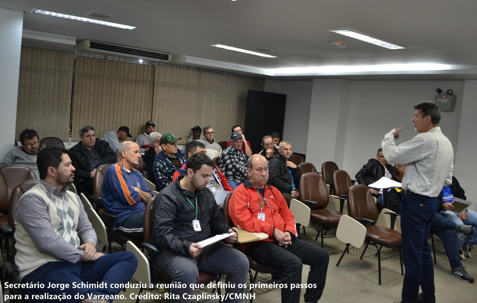 29/08/2018 - Vereador Fernando Lourenço garante mais um passo para a realização do Varzeano
