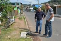 14/09/2018 - Vereador Nor Boeno encaminha demandas do bairro São José