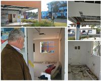 18/06/2018 - Vereador Nor Boeno pede providências para espaço abandonado por construtora